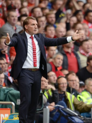 Brendan Rodgers has warned Liverpool fans it could take time for things to improve.