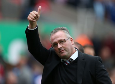 Lambert says himself and Keane have