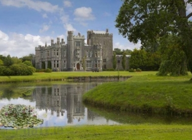 Tulira Castle, Co Galway. Going price about €6.5m
