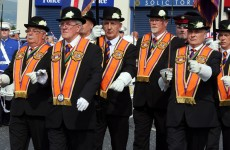 The Department of Environment has given projects led by the Orange Order €2 million since 2012