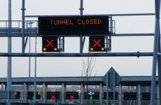 Dublin's Port Tunnel reopens, but traffic is still slow