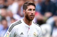 Sergio Ramos in deliberate Mourinho mix-up