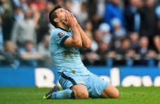 Aguero isn't leaving Man City until they win the Champions League