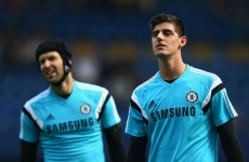 Courtois: I'd want to leave Chelsea if I were Cech