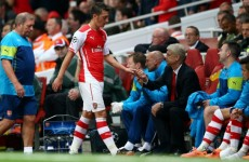 Wenger denies rift between Sanchez and Özil, says German will be return from injury a better player