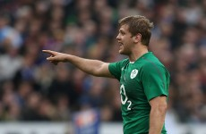 Late blow for Ireland as Chris Henry ruled out of Springboks clash
