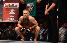 Conor McGregor to Sheamus – 'You wear ball stranglers and slap men's asses for a living'