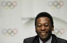 Pele improving but still on dialysis – hospital