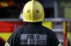 Blaze at north Dublin industrial estate continues