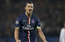 Zlatan picks Zlatan to lead his 'dream team', nicknames himself God