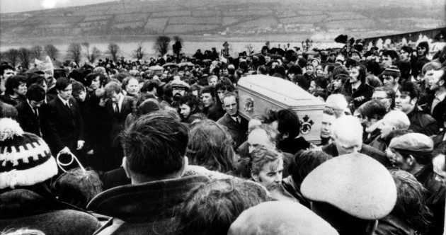 Families of Bloody Sunday victims launch legal challenge