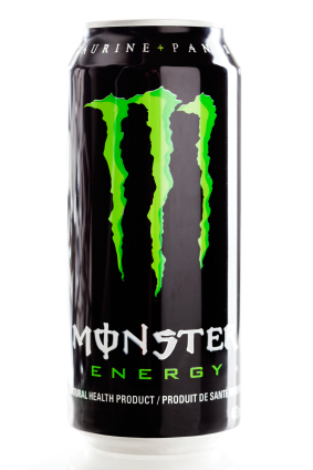 Energy Drink From Dublin