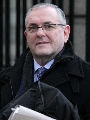 Chairman of the PAC John McGuinness