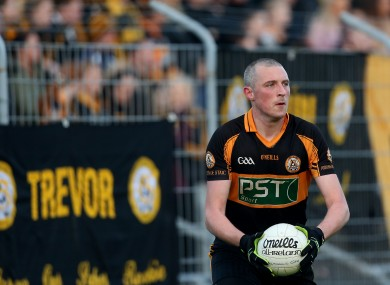 Kieran Donaghy has been valuable on and off the pitch for Austin Stacks.