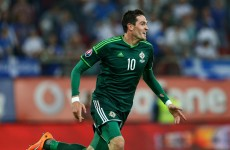 Kyle Lafferty's goals and Sean Quigley's strike rate – Fermanagh's 2014 sporting highlights
