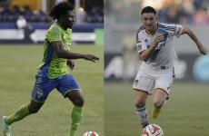 Robbie Keane is up against Obafemi Martins for MLS MVP