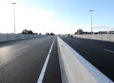 N7 Newlands Cross junction upgrade.
