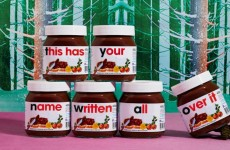 Personalised Nutella jars are causing a freakout because people can't get them