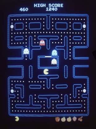 Could the future of learning be influenced by games like PacMan?