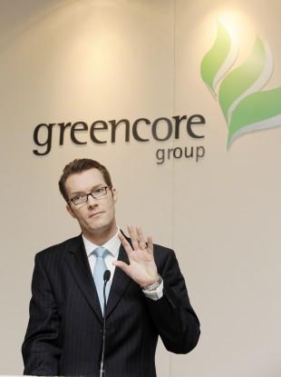 Greencore chief executive Patrick Coveney