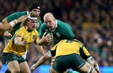 'I never thought we'd pull away at 17-0′: O'Connell pleased with Irish resilience