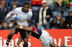This Fijian offload answers the question of what it would look like if an octopus played rugby