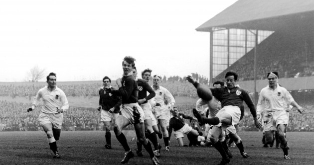 From captaincy to Cardiff: 13 brilliant pictures of the great Jack Kyle