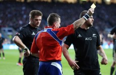 RFU investigating homophobic and racist abuse of ref Nigel Owens at Twickenham