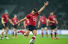 New out-half Ford steers England to their first win since March