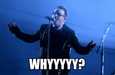 U2 played the MTV EMAs but all anyone cared about was their iPhone sneakiness