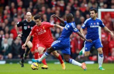 As it happened: Liverpool vs Chelsea, Premier League
