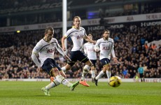 Roberto Soldado's winner banishes Spurs' home blues and eases pressure on Pochettino