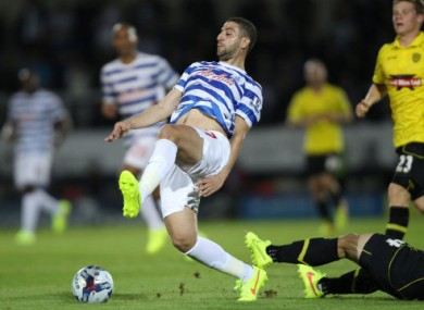 Adel Taarabt has been paid handsomely for his Premier League service.