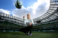 Stephanie Roche: 'I remember scoring one for Stella Maris when I was under-16′