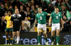 5 talking points after Ireland's rollercoaster ride against Australia