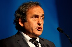 Real Madrid aren't happy with Michel Platini's latest Ballon d'Or comments