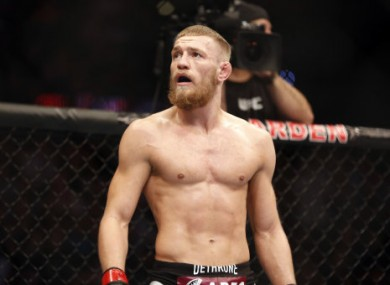 McGregor was in great form on SI live today.