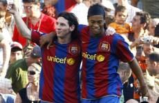 Messi is magical, Ronaldo isn't – Ronaldinho