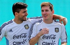 'I always beat him at Fifa!' – Messi fired up to face Aguero