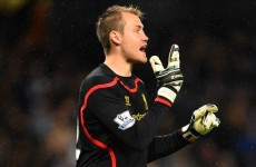 Mignolet 'dropped indefinitely' and he understands why — Rodgers
