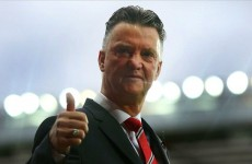 'I am a very crazy coach' – Louis van Gaal