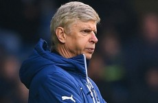 Wenger: I must be a genius to have hidden my tactical ineptitude for so long