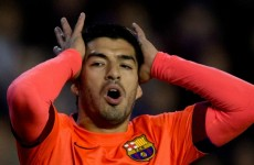 Suarez: 'I'm not worried by goal drought'