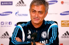 Review panels for diving would be a disaster, says Mourinho