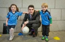 Bernard Brogan doesn't rule out a life in politics… (after football)