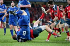 Leinster make no excuses after Munster 'got what they deserved'