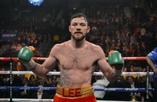 World at his fingertips: Limerick's Andy Lee hoping to hit title jackpot in Vegas