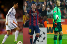 POLL: Who deserves to win this year's Ballon d'Or?