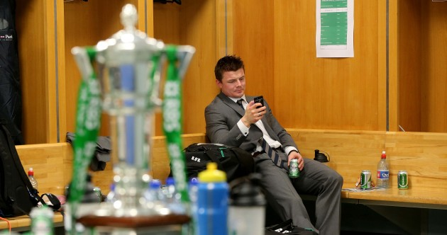How closely were you paying attention to Brian O'Driscoll's final season?