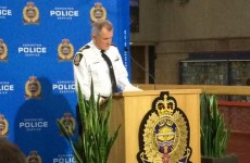 """Canada killings an """"extreme case of domestic violence"""" say police"""
